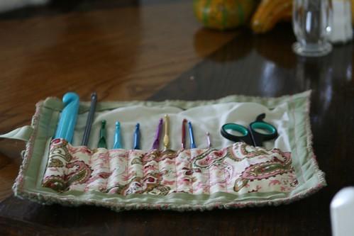 Crochet Hook Holder