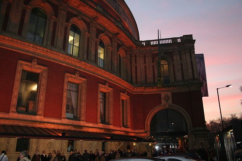 London - The Royal Albert Hall