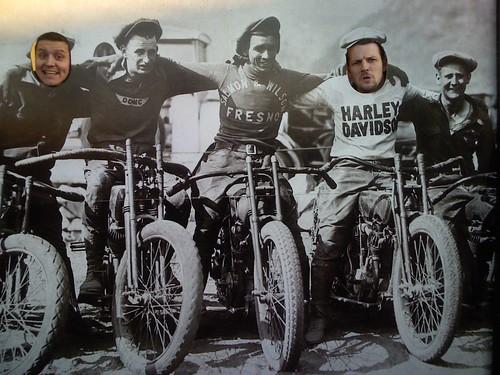 Chris and Nick Visit the Harley Dealership