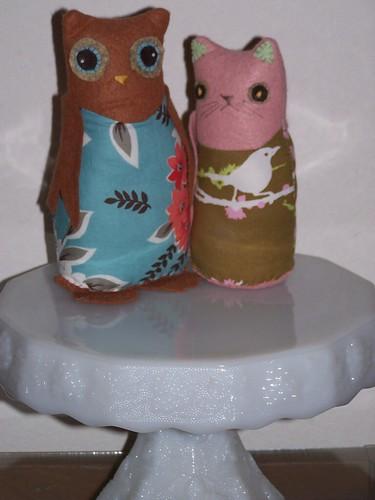 Owl & Kitty
