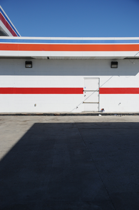 red white and blue gas station_5136 web
