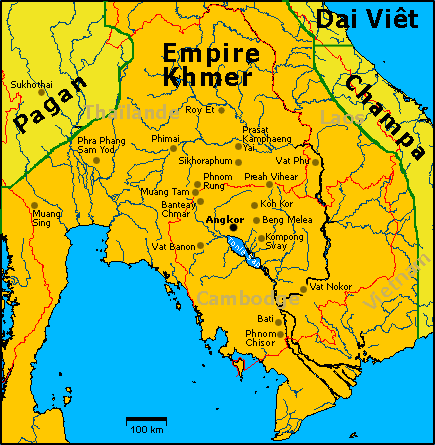 Carte_Empire-Khmer