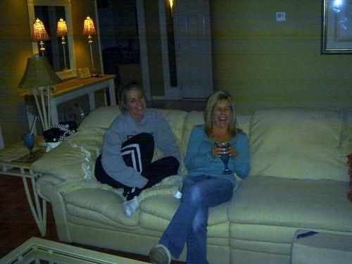 pam and cheryl 2011
