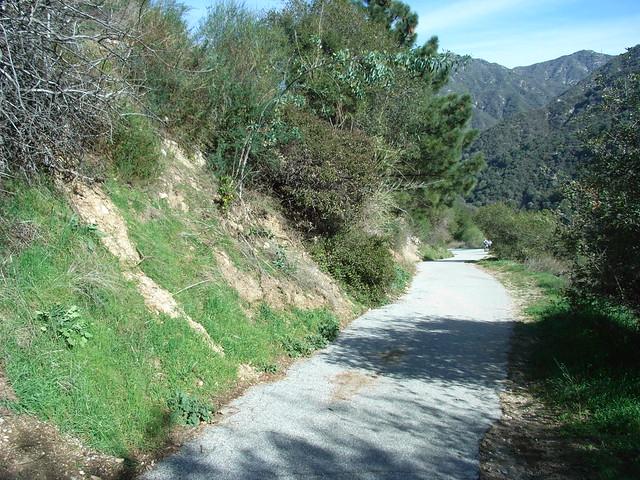 Modern Hiker Santa Anita Canyon And Sturtevant Falls