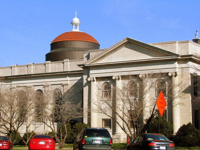 1st Presbyterian Church - Columbia, TN