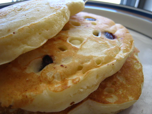 Chocolate Chip Pancakes by ohdearbarb.