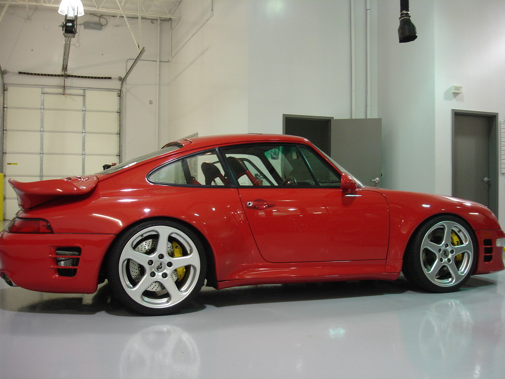 Shes Back Ruf 993 Turbo R 6speedonline Porsche