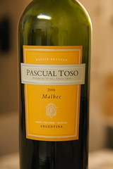 2006 Pascual Toso Malbec