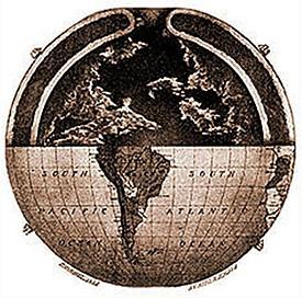 Modelo de Tierra hueca
