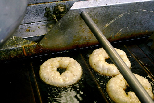 Doughnuts made Fresh!