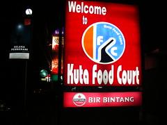 KUTA food court