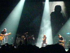 Portishead at the Coliseu de Lisboa