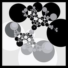invesrionFractal (MarkMeyer) Tags: geometry math inversion nodebox