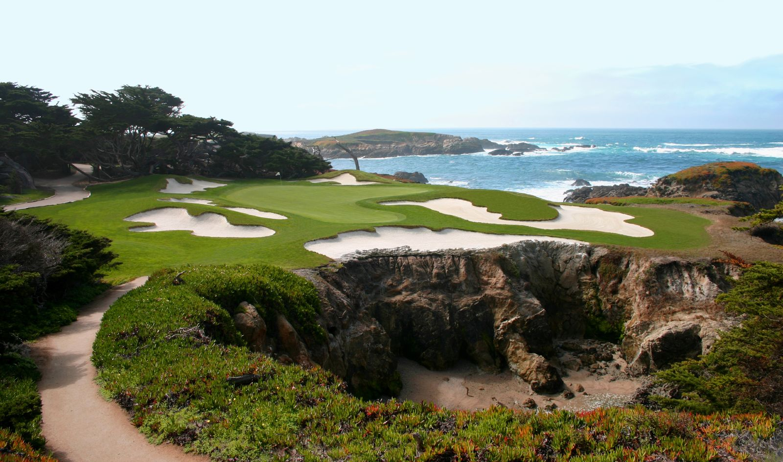 pebble beach golf resort ca