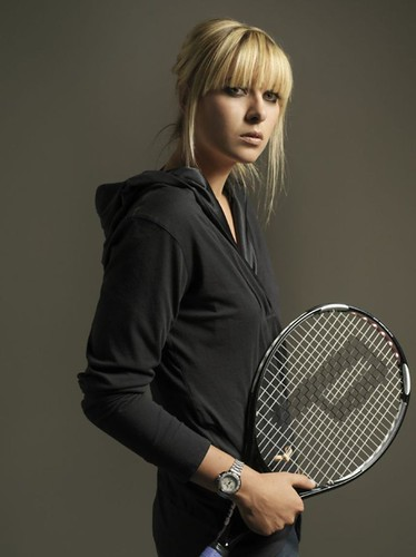 Maria Sharapova 莎拉波娃 - 2008 TAG Heuer 豪雅錶 Luxury Watch Promo shoot Picture 6