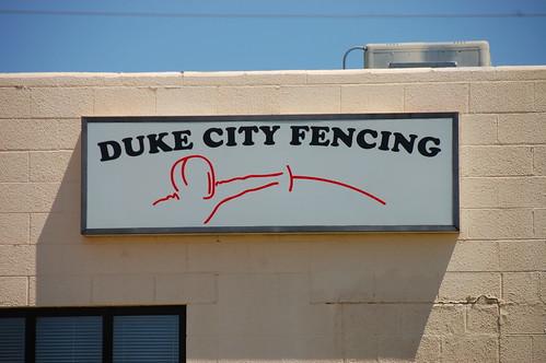 Fencing school