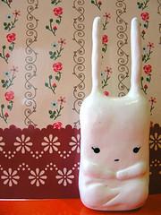 BlockBunny, The very first model (blocbunny) Tags: cute bunny creation zakka papercray