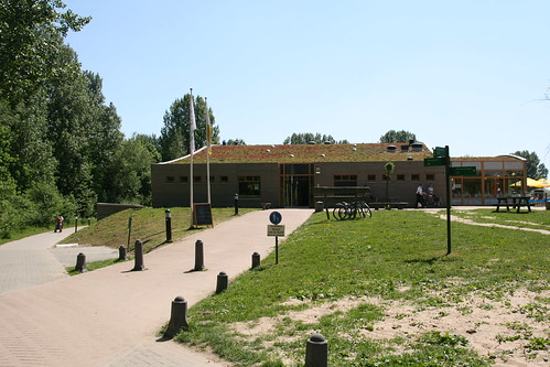 Biesbosch visitor center