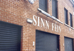 Sinn Fein head office