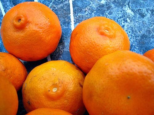 Tangerines (i)