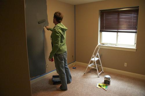 Painting Jack's Room