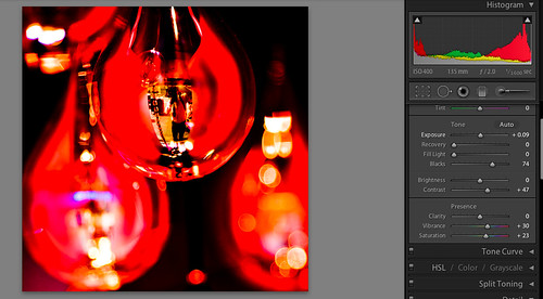 Lightroom 2.0 Better Color Processing