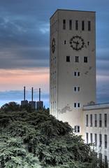 McNair barracks tower - by SnaPsi Сталкер