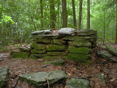 22 - Ruins on Blackwell Creek
