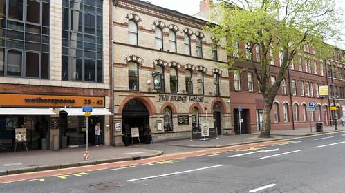 Belfast City - The Bridge House