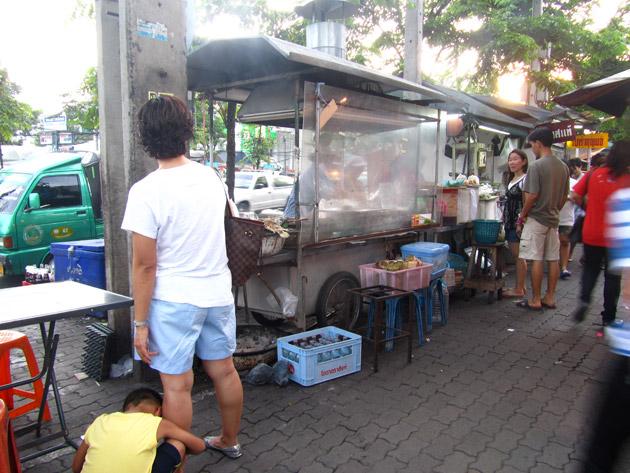 Duck Mouth Restaurant - Bangkok, Thailand