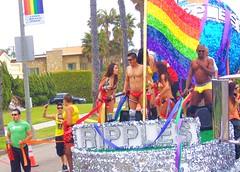 Long Beach Pride 059 (danimaniacs) Tags: shirtless hot sexy nipple underwear muscular candid bare chest hunk ripples float navel abs bulge pec longbeachpride sixpac