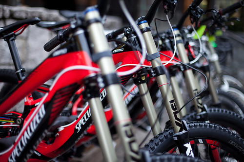 Specialized Rental Fleet Evolution Whistler