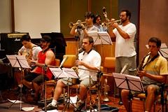 "Estúdio Coisa Fina grava seu primeiro CD • <a style=""font-size:0.8em;"" href=""http://www.flickr.com/photos/63787043@N06/5809024065/"" target=""_blank"">View on Flickr</a>"