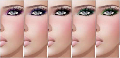 Imabee eyeshadows