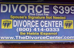divorce is easy