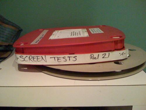 ACP 9 Film Series: Warhol Screen Tests