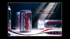 CoCa CoLa .... !! (Bally AlGharabally) Tags: photographer cola designer ad coca rai kuwaiti bally gharabally algharabally