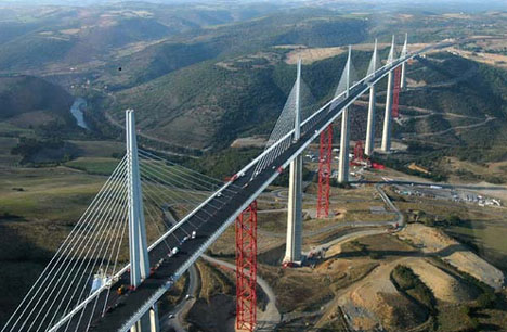 Worlds Tallest Bridge France