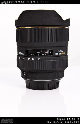 2025116880 7c622a6b58 Sigma 12 24 Gran Angular para Canon