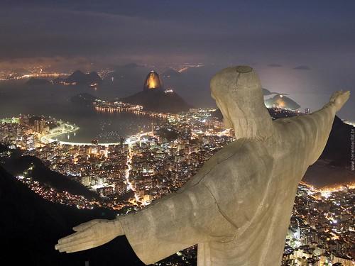 Cidade Maravilha mutante-Rio de Janeiro -Brasil