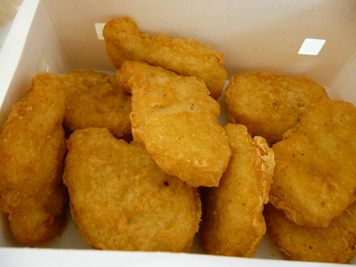 McNuggets by The Food Pornographer.
