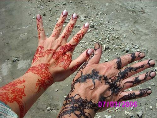 Yemeni Henna