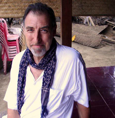 Newman in Bali