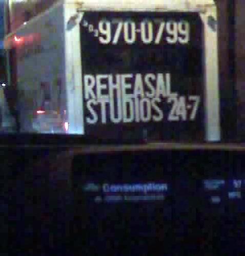 12/05/07 Reheasal