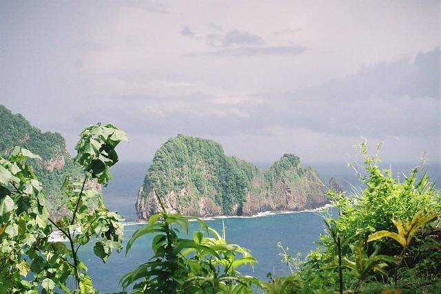 Polu Island, near Vatia