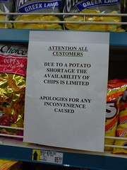 Potato Shortage