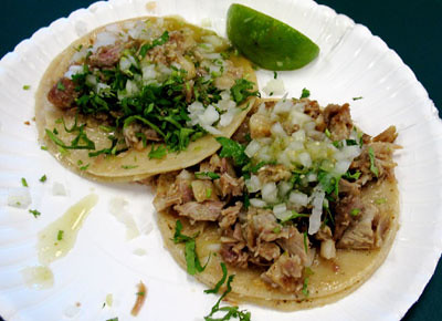 Taqueria La Poblana - Tacos