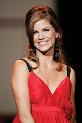 Natalie Morales, The Heart Truth's Red Dress Collection 2007