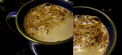 Hot Chocolate! (martoonphotos) Tags: hot cup coffee warm tea chocolate bubbles powder stir cocoa malteasers froth