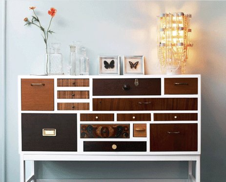 wis design: decades drawers